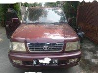 Toyota Kijang SGX 2001 Dijual