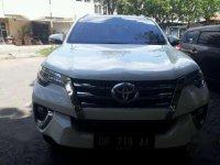 2016 Toyota Fortuner SRZ bensin matic dijual