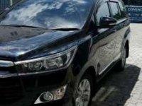 Toyota KijangInnova Reborn 2017 Diesel 2.4G Manual dijual