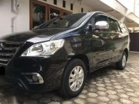 Kijang Innova 2014 G AT 2.0 Bensin Istimewa dijual