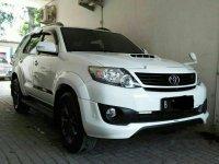 Toyota Fortuner G TRD 2014 SUV MT Dijual
