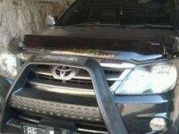 2007 Toyota Fortuner 2.5 G Dijual