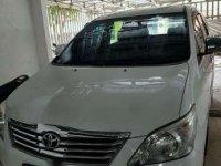 2012 Toyota Innova G AT Solar dijual