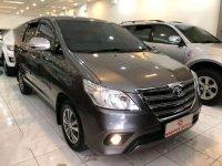 2015 Toyota Kijang Innova G Luxury Dijual