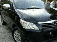 2012 Toyota Kijang Innova Q Diesel Luxury Dijual