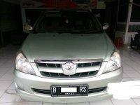 Toyota Kijang Innova V Luxury 2006 MPV dijual