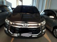 2016 Toyota Inova Reborn Q Manual  dijual