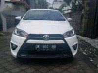 2015 Toyota Yaris type S dijual