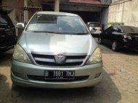 2007 Toyota Kijang Innova E Dijual