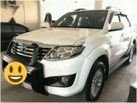 2012 Toyota Fotuner dijual