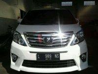 2014 Toyota Alphard X Dijual