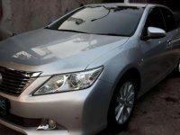 2013 Toyota Camry V Dijual