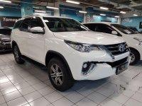 Toyota Fortuner G 2017 SUV Dijual
