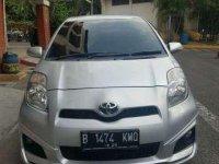 2012 Toyota Yaris dijual