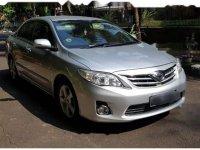 Toyota Corolla Altis G 2011 Dijual