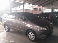 2012 Toyota Innova G 2.0 Bensin dijual