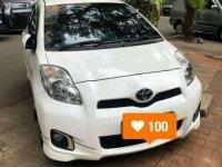 2013 Toyota Yaris type S dijual