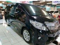 Toyota Alphard G 2010 MPV dijual