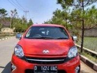 2016 Toyota Agya type G dijual