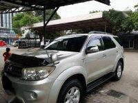 2009 Toyota Fortuner dijual