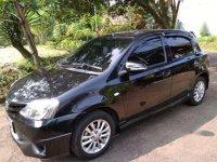 2013 Toyota Etios Valco Dijual