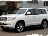 Toyota Land Cruiser Full Spec E 2011 Dijual