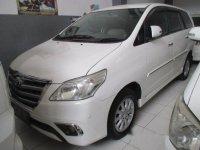 Toyota Kijang Innova V-Grand 2014 Dijual