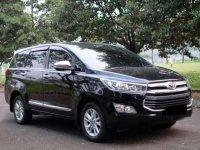 Toyota Innova Reborn V Luxury MT Bensin 2017 dijual