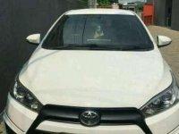 2014 Toyota Yaris type S dijual