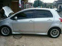 2010 Toyota Yaris type E dijual