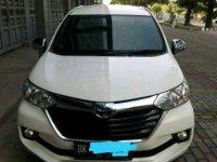 2017 Toyota Avanza G 1.3 dijual