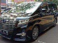 Toyota Alphard G S C Package 2015 Wagon dijual