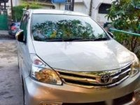 2014 Toyota Avanza G 1.3 dijual