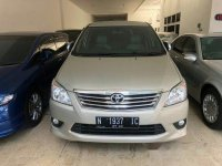2013 Toyota Kijang Innova Grand New 2.5G Top Condition dijual