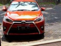 2014 Toyota Yaris type G dijual
