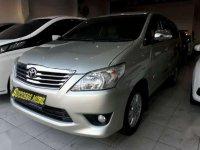 2009 Toyota Kijang Innova G Luxury Dijual