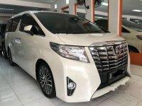 Toyota Alphard G 2015 Wagon dijual