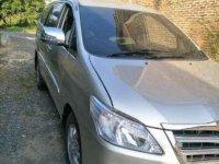 2011 Toyota Inova G dijual