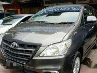 2013 Toyota G.Innova 2.0 V M/T  dijual