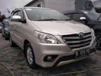 Innova G Diesel AT 2014 dijual
