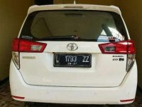 2016 Toyota Innova Type V  dijual