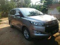2016 Toyota Innova  Tipe V Luxury dijual
