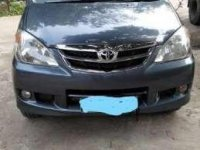 AVANZA Type E Th 2009 Manual