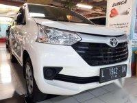 2017 Toyota Avanza  Dijual