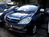 Toyota Innova G 2.0 2006/2005 Manual Mulus dijual