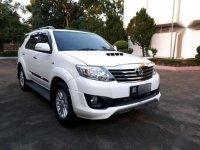 2012 Toyota Fortuner 2.5 G TRD dijual