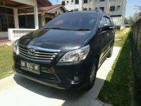 2012 Innova V Diesel MT Pribadi dijual