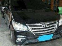 2014 Innova Diesel Matic Tipe V dijual