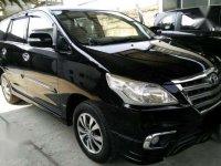 2015 Toyota Kijang Innova G Luxury  Manual dijual
