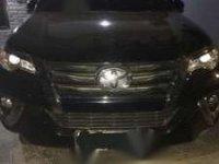 2016 Toyota Fortuner G Dijual